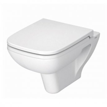 VitrA S20 Wall Hung Toilet WC - Standard Seat
