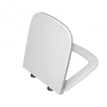 Vitra S20 Close Coupled Toilet Closed Back Push Button Cistern - Standard Seat
