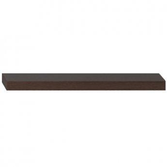 Vitra S50 450mm Bathroom Shelf - Dark Oak