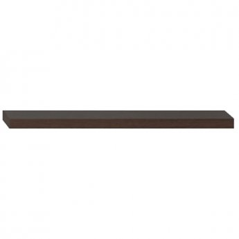 Vitra S50 600mm Bathroom Shelf - Dark Oak