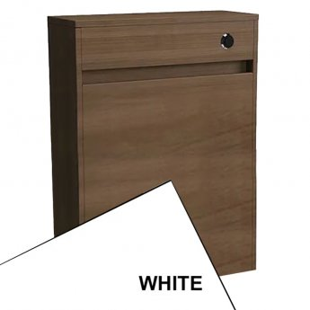 Vitra S50 Floor-standing Back to Wall WC Unit With Concealed Cistern, 600mm Wide, Gloss White