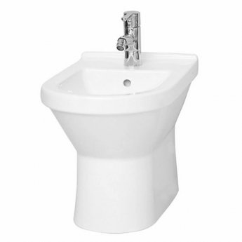 VitrA S50 Floor Standing Bidet 355mm Wide 1 Tap Hole