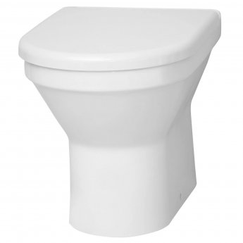 Vitra S50 Back to Wall Toilet - Soft Close Seat