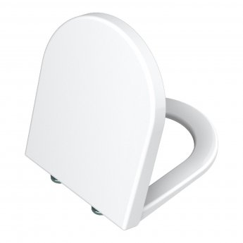 Vitra S50 Rimless Open Back Close Coupled Toilet with Cistern - Standard Seat