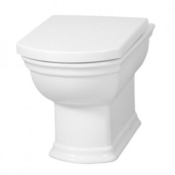 VitrA Serenada Back to Wall Toilet WC - Soft Close Seat
