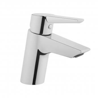 Vitra Solid S Basin Mixer Tap - Chrome