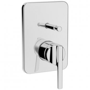Vitra Suit Built-In Bath Shower Mixer Concealed Valve - Exposed Part