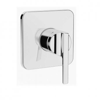 Vitra Suit Built-In Shower Mixer Concealed Valve - Exposed Part