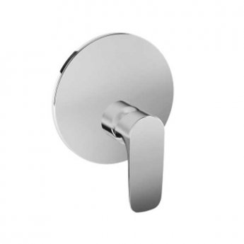 Vitra X-Line Built-In Shower Mixer Concealed Shower Valve - V-Box Exposed Part