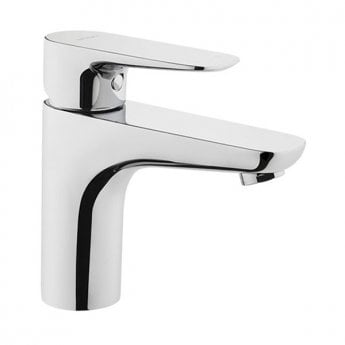 Vitra X-Line Basin Mixer Tap, Chrome