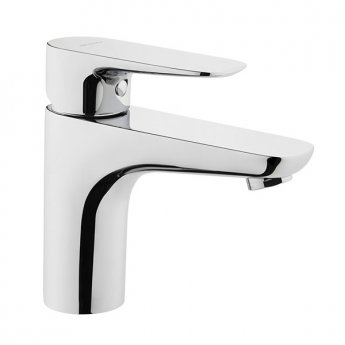 Vitra X-Line Cloakroom Basin Mixer Tap, Chrome