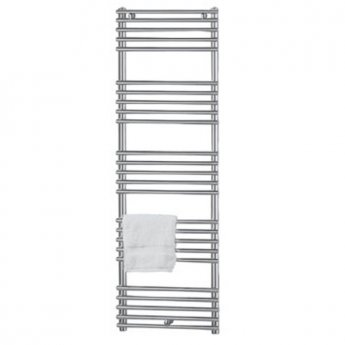 Vogue Tune Heated Towel Rail 1738mm H x 600mm W Central Heating