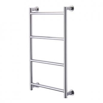 Vogue Vivid Traditional Heated Towel Rail 750mm H x 450mm W Electric