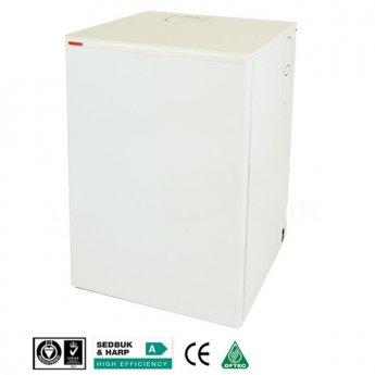 Warmflow Agentis U-SERIES Kitchen / Utility Condensing Combi Oil Boiler 15-21kW