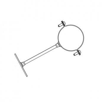 Warmflow HE Plume Management Kit Adjustable Bracket