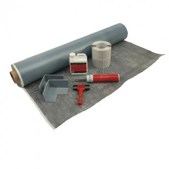 Wetroom Innovations Hydromat Tanking Membrane Kit 5m