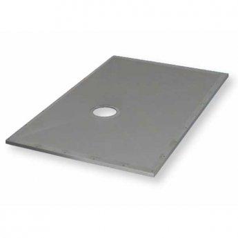 Innovations Vinyl Wetroom Floor Former 1300mm x 800mm