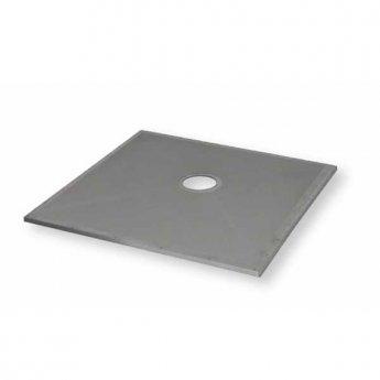 Innovations Vinyl Wetroom Floor Former 900mm x 900mm