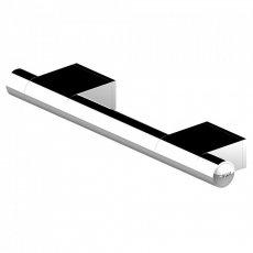 AKW Onyx Straight Grab Rail 600mm Length - Chrome