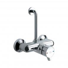 Armitage Shanks Avon 21 Self Closing Push Button Exposed Shower Mixing Valve - Chrome