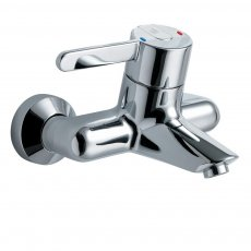 Armitage Shanks Contour 21 Wall Mounted Thermostatic Bath Filler Tap - Chrome