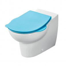 Armitage Shanks Contour 21 Splash Rimless Back-to Wall Toilet 305mm High - Excluding Seat