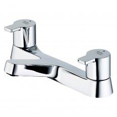 Armitage Shanks Sandringham SL 21 Bath Filler Tap - Chrome