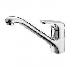 Armitage Shanks Sandringham Single Lever Kitchen Sink Mixer Tap - Chrome