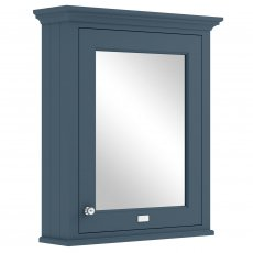 Bayswater Stiffkey Blue Bathroom Cabinet 750mm High x 650mm Wide