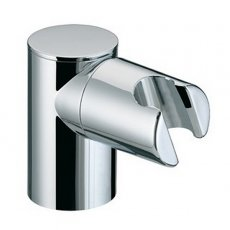 Bristan WB101 Modern Shower Wall Bracket - Chrome
