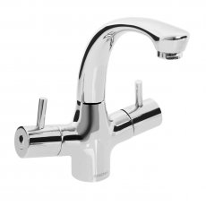 Bristan Artisan TMV2 Thermostatic Lever Basin Mixer Tap Chrome