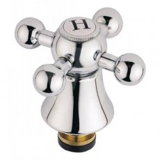 Bristan Bath Tap Reviver with Traditional Handles