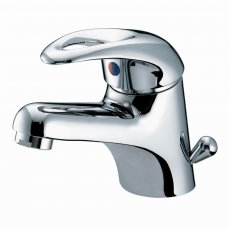 Bristan Java Mono Basin Mixer Tap with Side Action Pop Up Waste - Chrome Plated