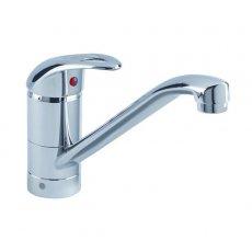 Bristan Java Single Flow EasyFit Mono Kitchen Sink Mixer Tap Single Handle - Chrome