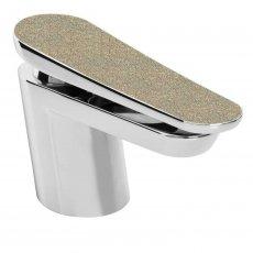 Bristan Metallix Claret 1 Hole Bath Filler Tap - Champagne Shimmer