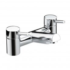 Bristan Prism Bath Filler Tap - Chrome Plated