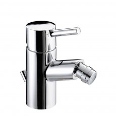 Bristan Prism Bidet Mixer Tap with Pop Up Waste - Chrome Plated