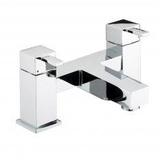 Bristan Quadrato Bath Filler Tap - Chrome