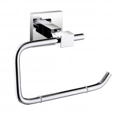 Bristan Square Toilet Roll Holder, Chrome Plated