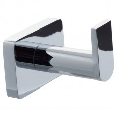Cali Poppy Bathroom Robe Hook - Chrome