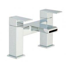 Cali Spendo Waterfall Bath Filler Tap - Deck Mounted - Chrome