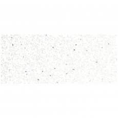 Cali Wetroom Shower Wall 2 Panels 2400mm x 1000mm x 10mm - Light White Sparkle