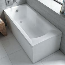 Carron Axis Rectangular Bath 1700mm x 700mm 5mm - Acrylic