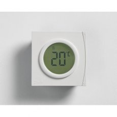 Danfoss RET2000B Digital Room Thermostat with Push Button Lock