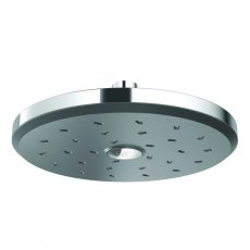 Deva Kiri Satinjet Overhead Fixed Shower Head - Chrome