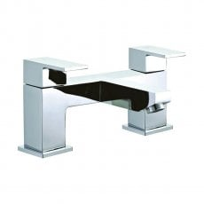 Duchy Edgeware Bath Filler Tap Deck Mounted - Chrome