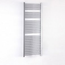 Duchy Standard Straight Towel Rail 1430mm H X 600mm W - Chrome