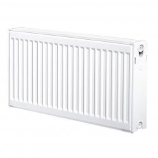 Heatline EcoRad Compact Radiator 500mm H x 2800mm W Single Convector