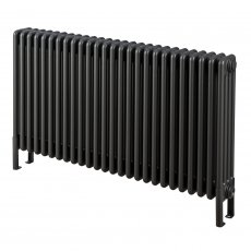 EcoRad Legacy 4 Column Radiator 502mm High x 474mm Wide 9 Sections - Graphex