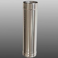 Firebird 250mm Long Flue Extension (150mm diameter)